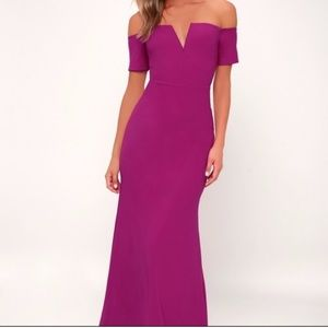 Lulus Floor Length Gown